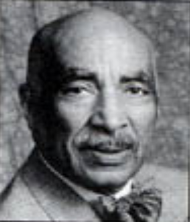 Dr. J. Jerome Harris 1989-1991