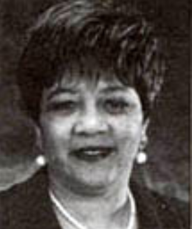 Dr. Lois Harrison Jones 1999-2001