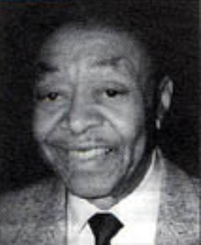Dr. Marvin L. Greene 1981-1983