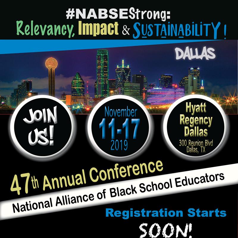 NABSE 2019 Conference Registration Starts Soon