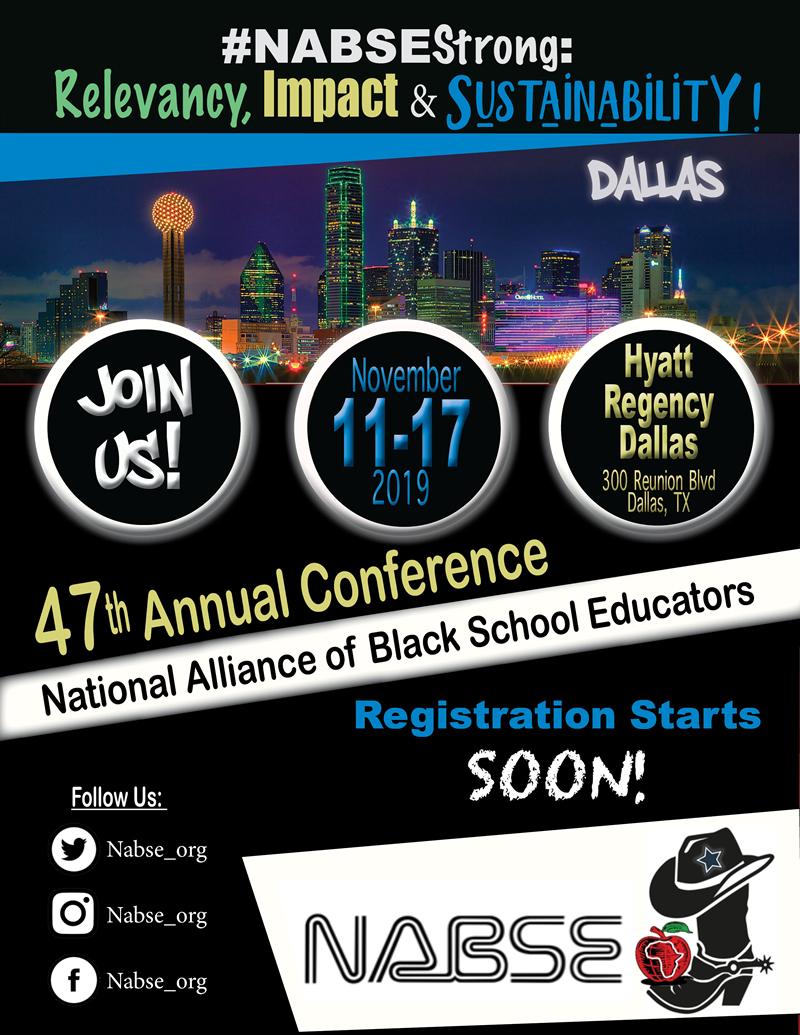 NABSE 2019 Conference Registration - Dallas, TX
