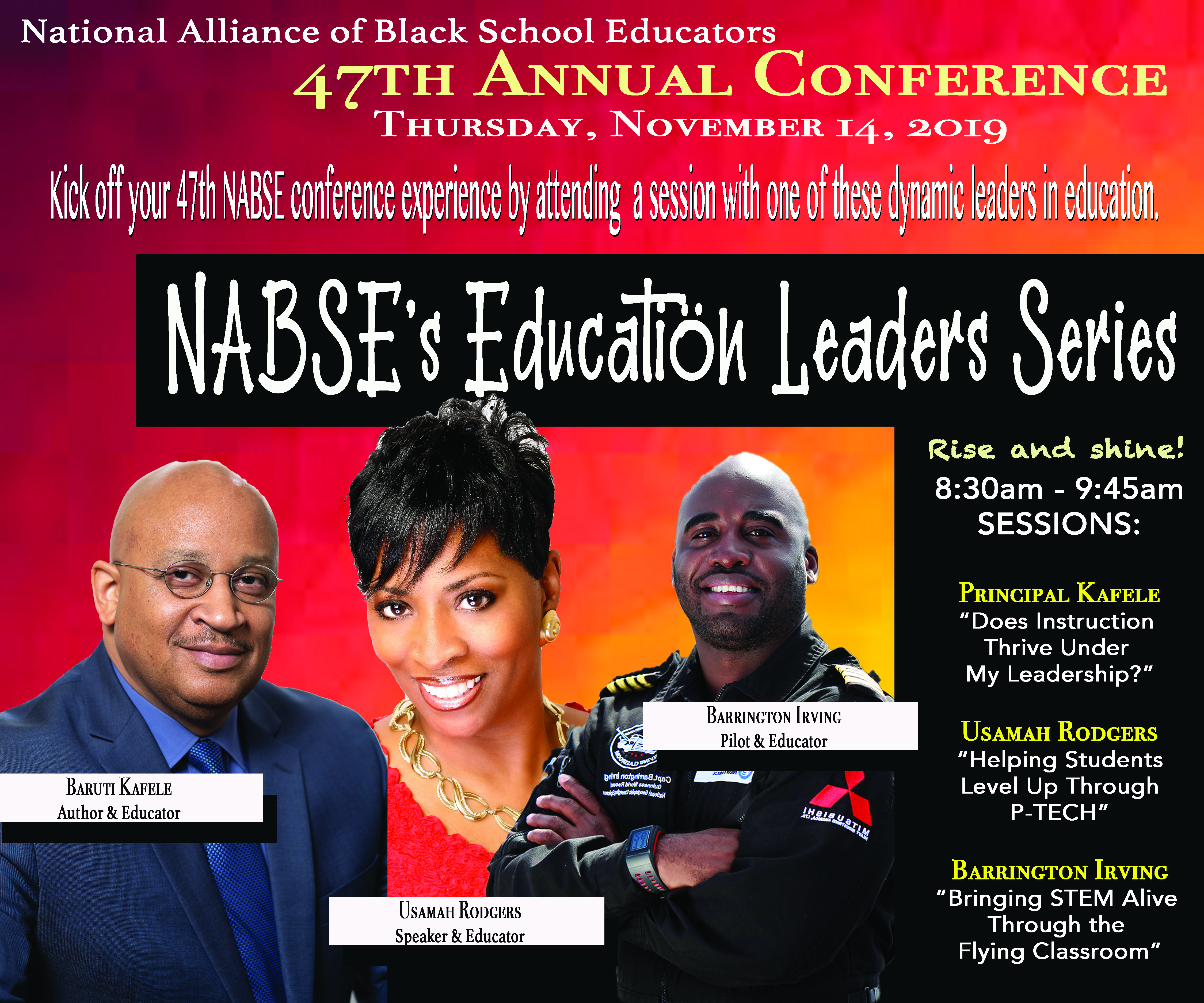 NABSE's Education Leader Series