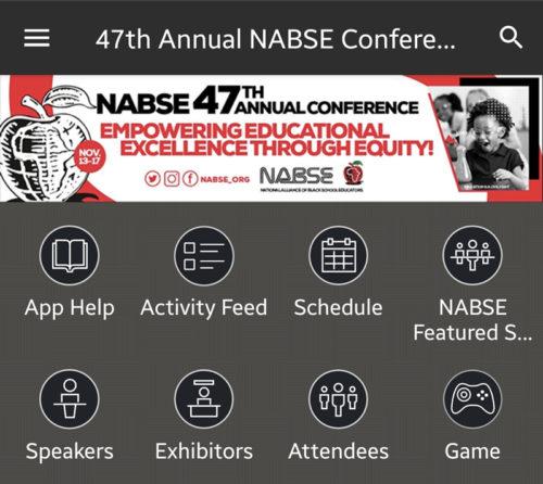 NABSE 2019 Conference App