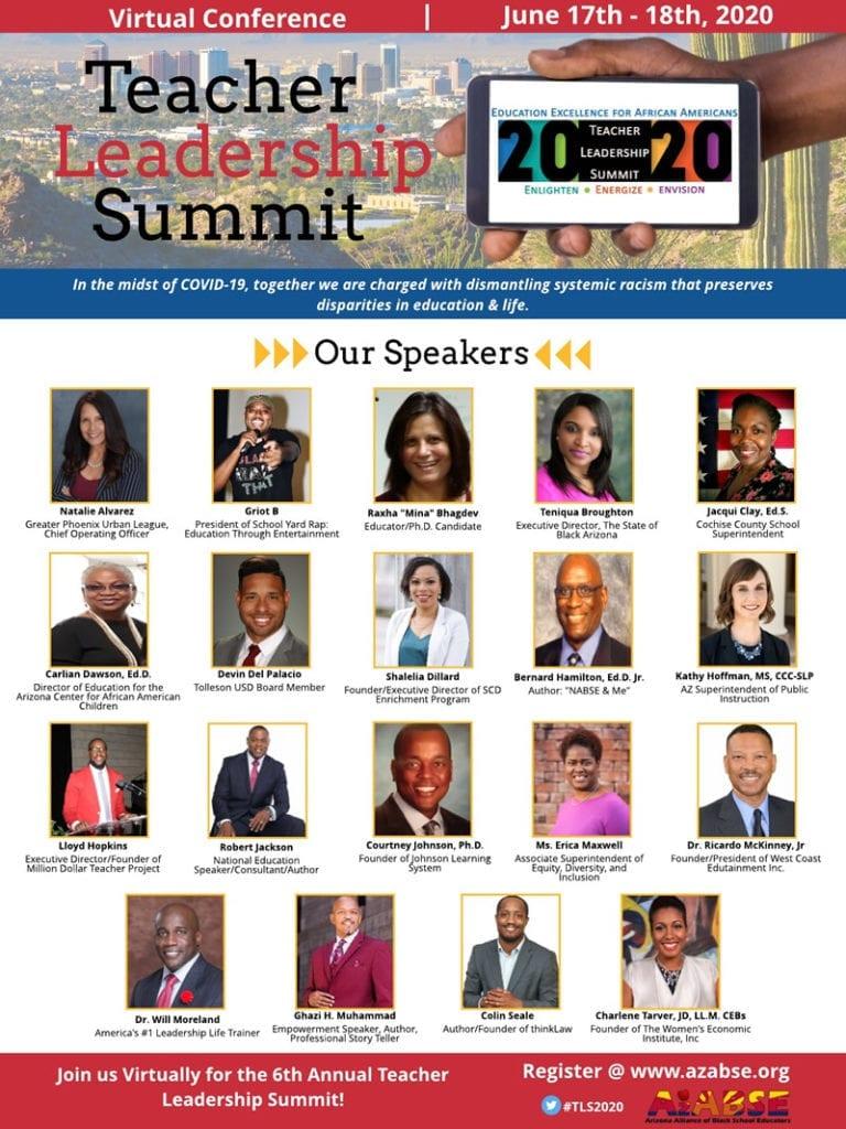 AzABSE 2020 Teacher Leadership Summit
