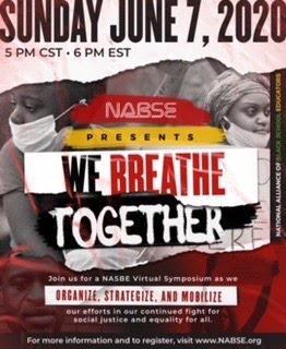 We Breathe Together Flyer