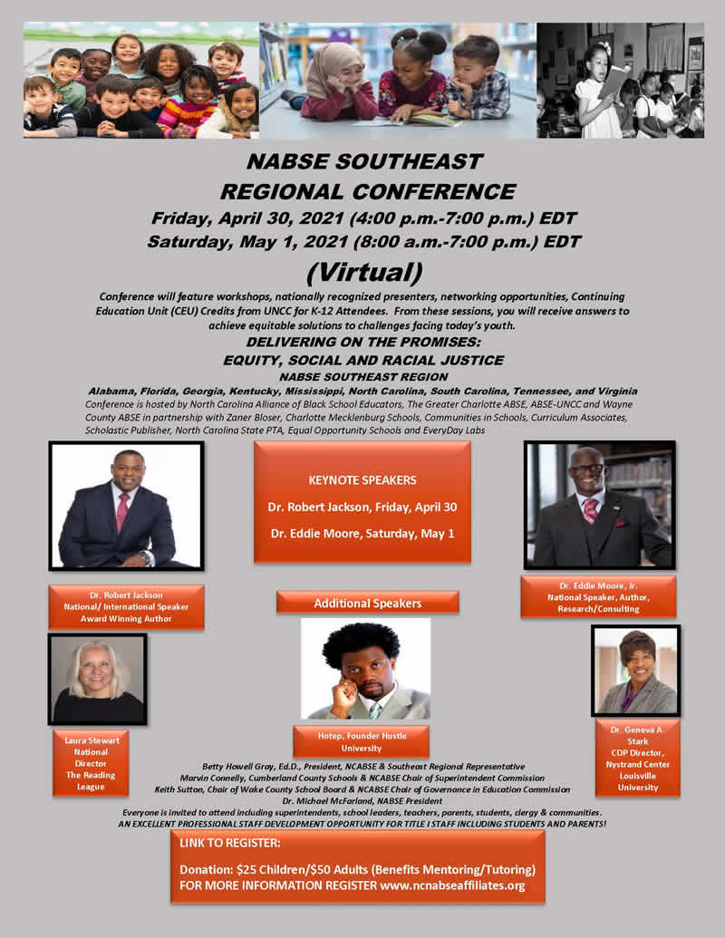 NABSE Southeast Regional Conference @ Virtual