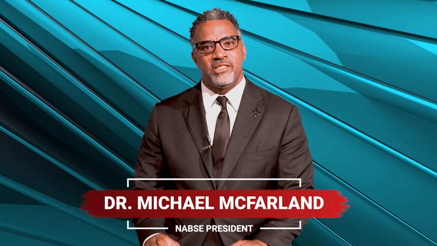 Dr. Michael McFarland - NABSE President